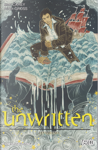 The Unwritten vol. 4 by Mike Carey, Peter Gross