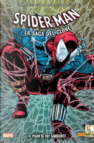 Spider-Man: La saga del clone vol. 3 by Tom DeFalco, Terry Kavanagh, David Michelinie, J. M. DeMatteis