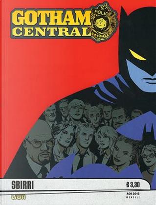 Gotham Central n. 8 by Greg Rucka