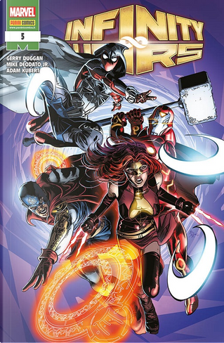 Infinity Wars vol. 5 by Gerry Duggan