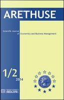 Arethuse. Rivista di studi economico-gestionale. Ediz. inglese by Francesco Testa