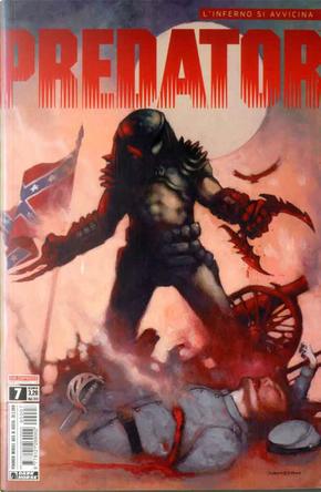 Predator #7 by Nancy A. Collins