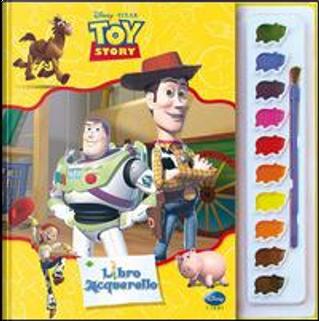 Toy Story. Libro acquerello by Walt Disney