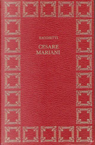 Cesare Mariani by Roberto Sacchetti