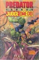 Predator vs. Judge Dredd by Enrique Alcatena, John Wagner