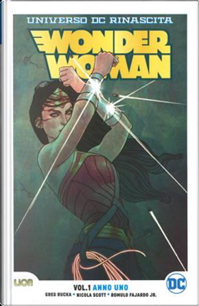 Wonder Woman vol. 1 - Universo DC: Rinascita by Greg Rucka