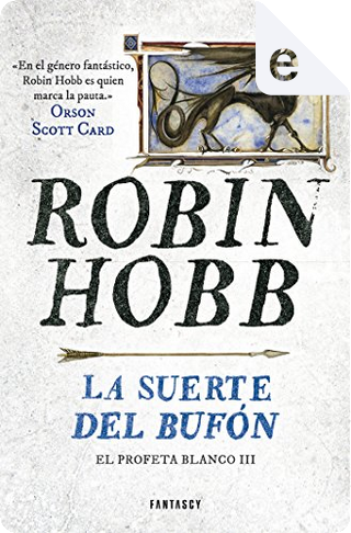 La suerte del bufón by Robin Hobb