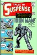 The Invincible Iron Man Omnibus Volume 1 HC by Al Hartley, Don Heck, Don Rico, Flo Steinberg, Gene Colan, Jack Kirby, Larry Lieber, Robert Bernstein, Roy Thomas, Stan Lee, Steve Ditko