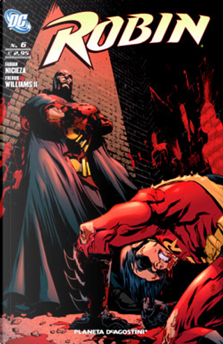 Robin (nuova serie) n. 6 by Fabian Nicieza, Freddie Williams II