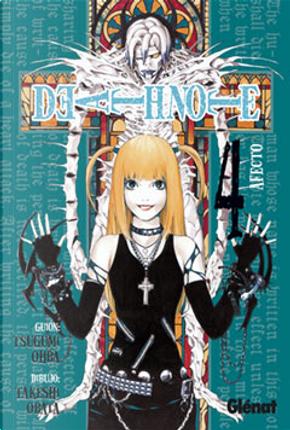 Death note #4 (de 12) by Tsugumi Ohba