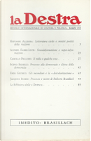 La Destra - Anno III n. 3 by Alfred Fabre-Luce, Camillo Pellizzi, E. Giudici, Giovanni Allegra, Jacques Isorni, Scipio Sighele