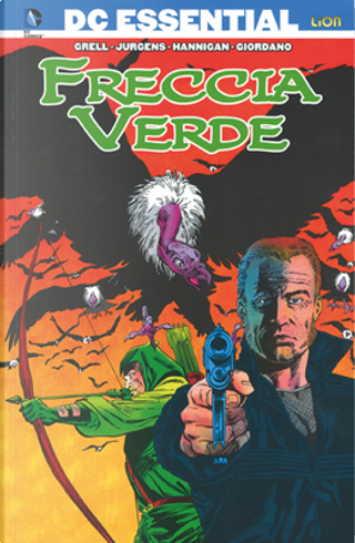 Freccia Verde Vol. 2 by Mike Grell