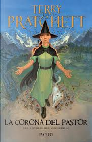 La corona del pastor by Terry Pratchett