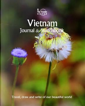 Vietnam Journal & Sketchbook by Amit Offir