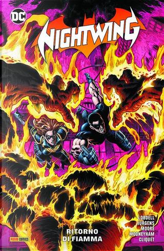Nightwing vol. 9 by Dan Jurgens, Scott Lobdell, Zack Kaplan
