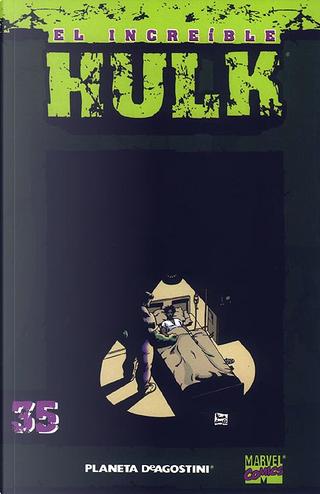 El Increíble Hulk. Coleccionable #35 (de 50) by Peter David