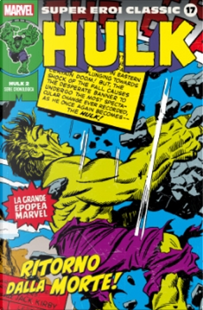 Super Eroi Classic vol. 17 by Stan Lee