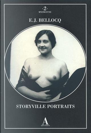 Storyville Portraits by E. J. Bellocq