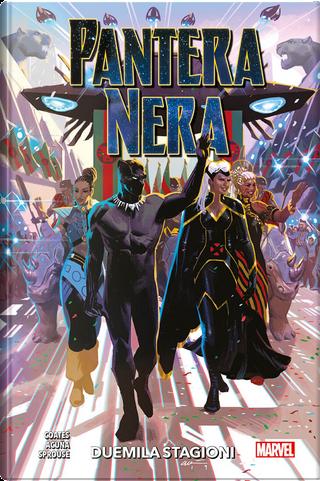 Pantera Nera vol. 8 by Ta-Nehisi Coates