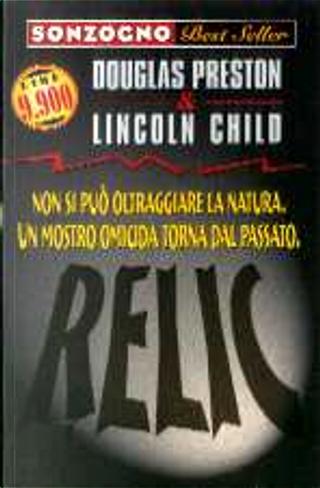 Relic by Douglas Preston, Lincoln Child