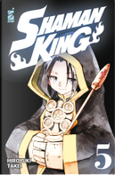 Shaman king vol. 5 by Hiroyuki Takei