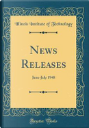 News Releases by Illinois Institute Of Technology