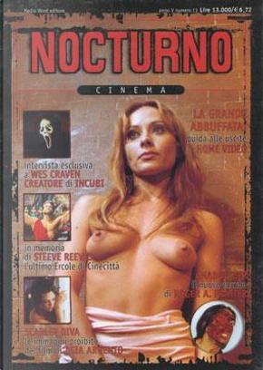 Nocturno cinema: visioni alternative n. 13 by