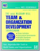 The 1997 McGraw-Hill Team and Organization Development Sourcebook by Mel Silberman