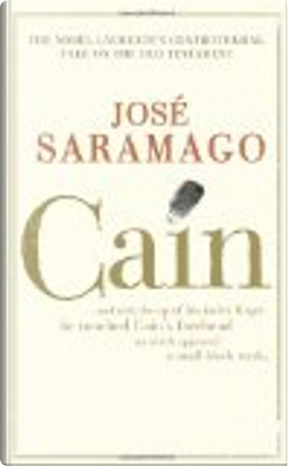 Cain by Jose Saramago