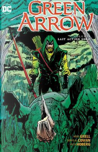 Green Arrow 6 by Mike Grell