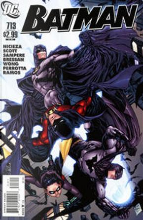 Batman Vol.1 #713 by Fabian Nicieza