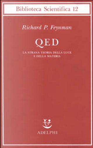 QED by Richard P. Feynman