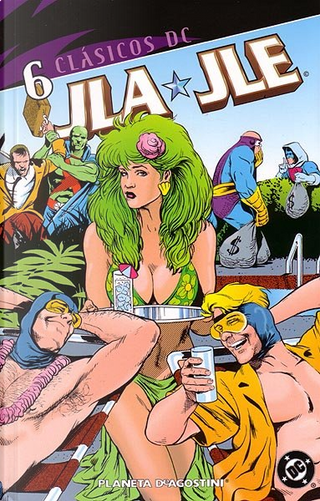 Clásicos DC: JLA/JLE #6 (de 18) by J. M. DeMatteis, Keith Giffen