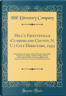 Hill's Fayetteville (Cumberland County, N. C.) City Directory, 1959 by Hill Directory Company