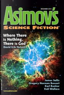Asimov's Science Fiction, December 2016 by David Erik Nelson, Gay Partington Terry, Gregory Norman Bossert, James Sallis, Kali Wallace, Karl Bunker