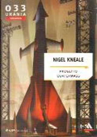 Progetto Quatermass by Nigel Kneale