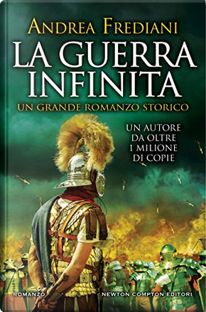 La guerra infinita by Andrea Frediani