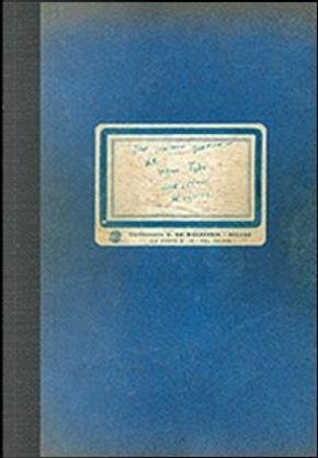 Questo quaderno appartiene a Giovanni Testori by Paola Gallerani