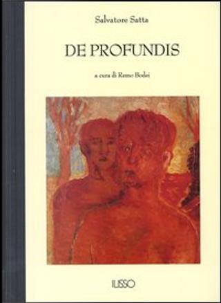 De profundis by Salvatore Satta