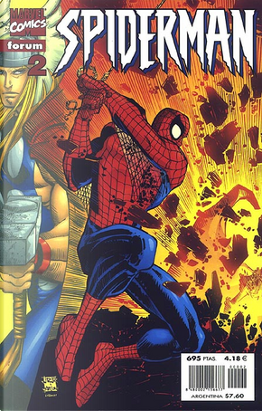 Spiderman Vol.3 #2 (de 31) by Dan Jurgens, Howard Mackie, J. M. DeMatteis, Scott Hanna