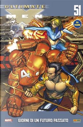 Ultimate X-Men n. 51 by Aron Eli Coleite, Brandon Peterson, Danny Miki, Dan Panosian, Eric Nguyen, Joe Pokaski, Mark Brooks, Troy Hubbs