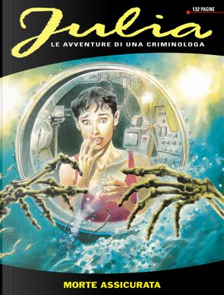 Julia n. 15 by Giancarlo Berardi, Giancarlo Caracuzzo, Maurizio Mantero