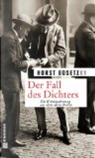 Der Fall des Dichters by Horst Bosetzky