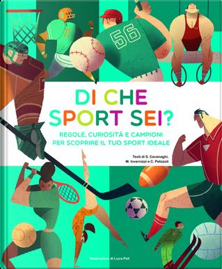 Di che sport sei? by Camilla Pelizzoli, Marina Invernizzi, Silvia Cavenaghi