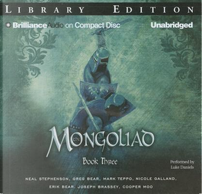 The Mongoliad Book 3 by Neal Stephenson