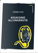 Assassinio all'università by Thomas Kyd