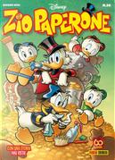 Zio Paperone (Seconda serie) n. 36 by Carlo Panaro, Fausto Vitaliano, Gabriele Panini, Giorgio Fontana, Giulio D'Antona, Marcello Bondi, Vito Stabile