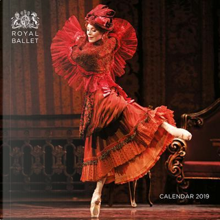 Royal Ballet 2019 Calendar by Flame Tree