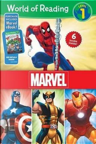 Marvel by Thomas Macri