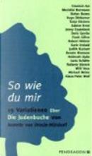 So wie du mir by Annette von Droste-Hülshoff